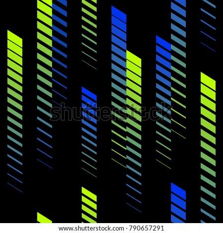 abstract geometric seamless