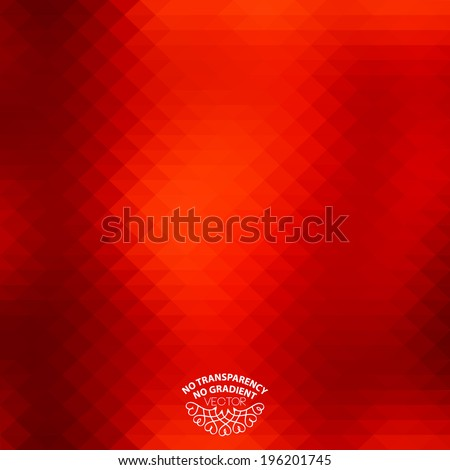 stock-vector-abstract-geometric-style-background-with-vibrant-red-color-tones