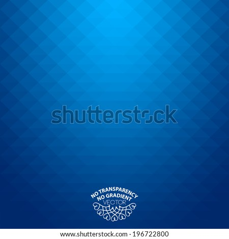 stock-vector-abstract-geometric-style-blue-background