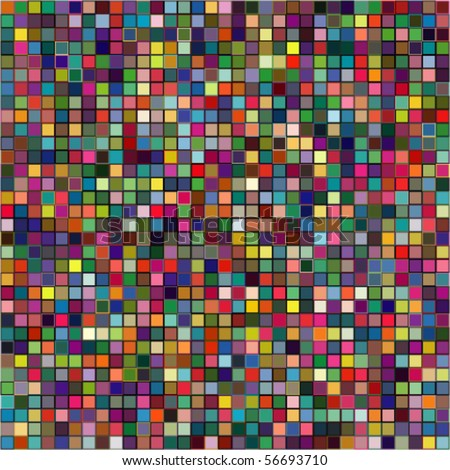 Abstract geometric vector squares background