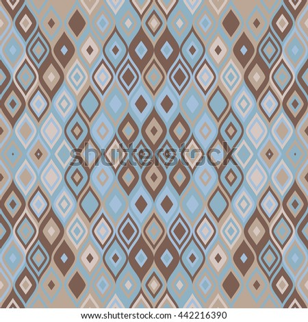 abstract geometrical background template mosaic or carpet texture