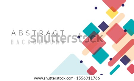 abstract geometry background or