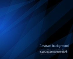Abstract geometry background. Vector illustration.