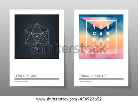 abstract geometry backgrounds