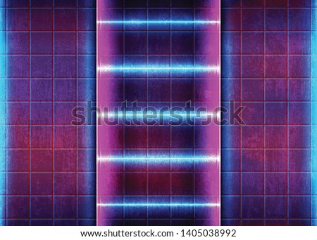 abstract glow background with