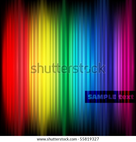 abstract glowing background. Vector illustration 10 eps