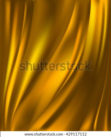 stock-vector-abstract-golden-background-luxury-cloth-or-liquid-wave-or-wavy-folds-of-grunge-silk-texture-satin