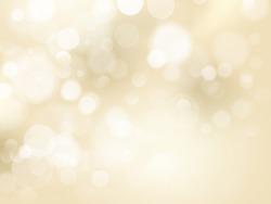 Abstract golden bokeh background. EPS 10 vector file