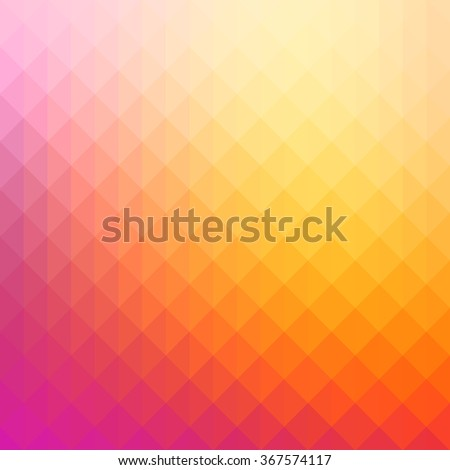 abstract gradient art geometric