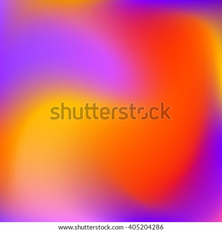 abstract gradient blur