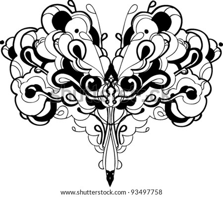 Abstract Art Graphic Design Abstract Graphic Design in