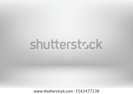 Abstract gray background , Gray empty room studio gradient used for background