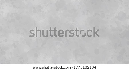 Abstract gray beton marble fluid painted background. Alcohol ink or watercolor art. Editable vector texture backdrop  Stockfoto ©