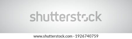 Abstract gray gradient background. Vector illustration EPS10 Zdjęcia stock ©