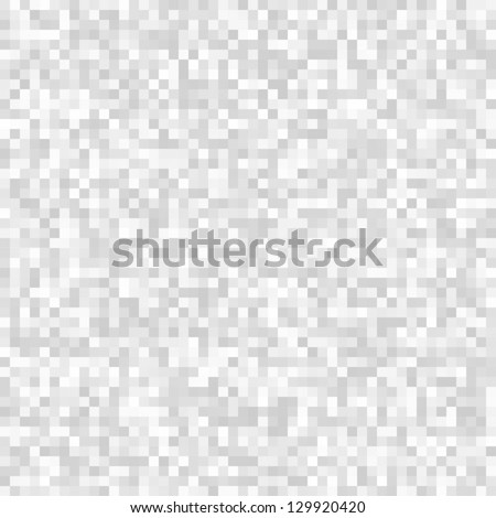 Abstract gray pixel background, vector illustration
