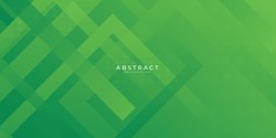 Abstract green background. Suit for presentation design with modern corporate and business concept.