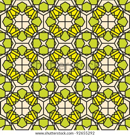 simple geometric stained glass patterns free - gemucyst