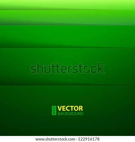 Abstract Green Rectangle Shapes Background. Rgb Eps 10 ...
