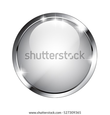 abstract grey round background