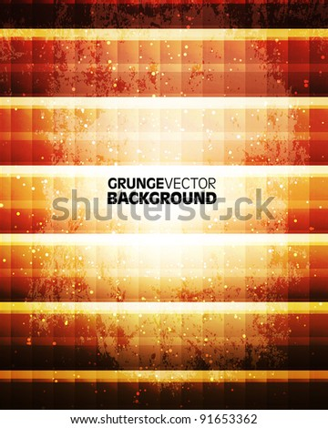 Abstract grunge background, EPS10 illustration
