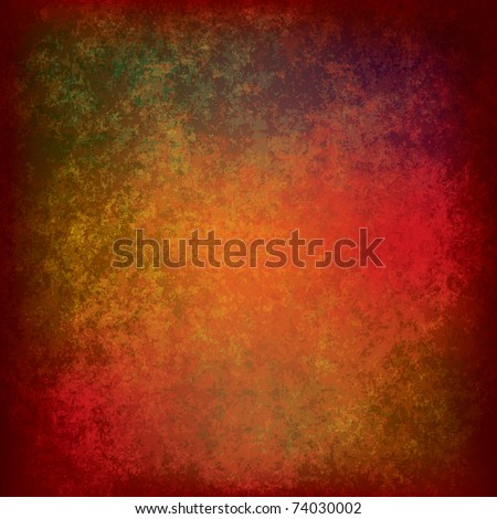 abstract grunge background of dirty red texture