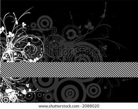 Abstract grunge - vector