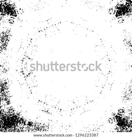 Abstract Grunge Vector Background #1296223387