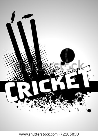 Abstract Cricket Wallpapers