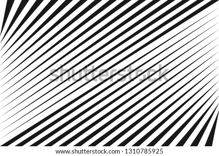 Abstract halftone diagonal lines background, trendy geometric pattern, vector modern design texture.