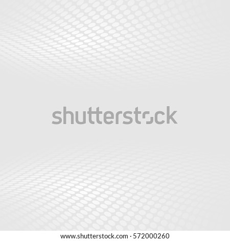 Abstract halftone perspective background. Ideal for banner or brochure cover design. #572000260