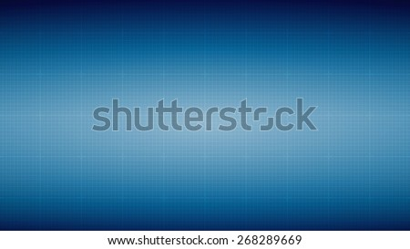 Abstract HD Blueprint Wallpaper with Gradient and Grid