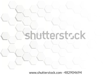 abstract hexagon background , abstract bee hive background