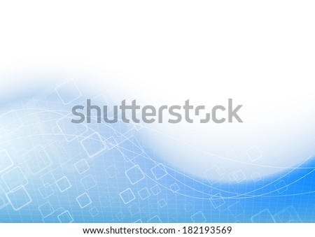 Abstract hi-tech background. Vector Illustration. Clip-art