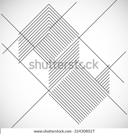 stock-vector-abstract-hipster-lines-background-vector-design
