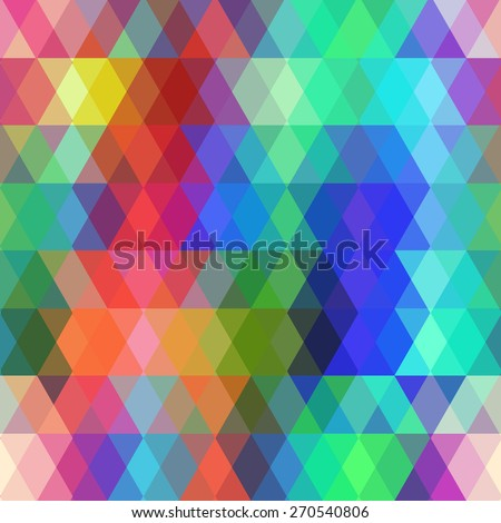 abstract hipsters seamless