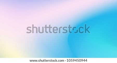 Abstract holographic backdrop 80s, bright colorful background. Trendy colorful holographic wallpaper in pastel neon color design. Hologram textures for web banner, business and promotion. Vector.