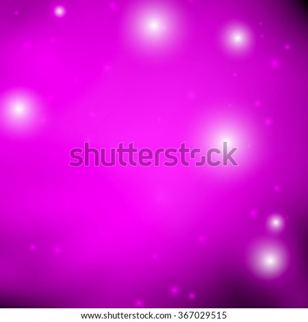 Abstract illustration background, night sky .