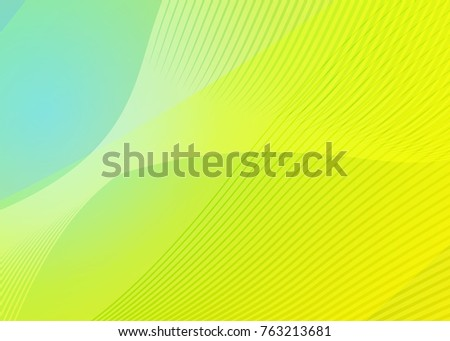 Abstract illustration with green eco background on green background. Eco background green. Abstract web design. Vector illustration. Green vector nature color background.