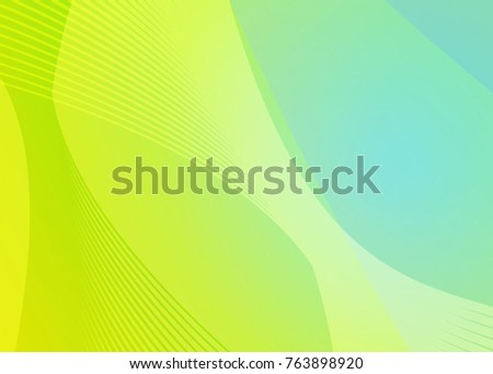 Abstract illustration with green eco background on green background. Eco background green. Green abstract web design. Vector background. Vector illustration. Nature color.