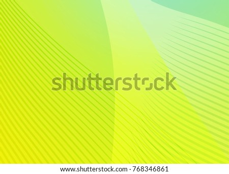 Abstract illustration with green eco background on green background. Eco background green. Green abstract web design. Vector illustration. Nature color vector background.