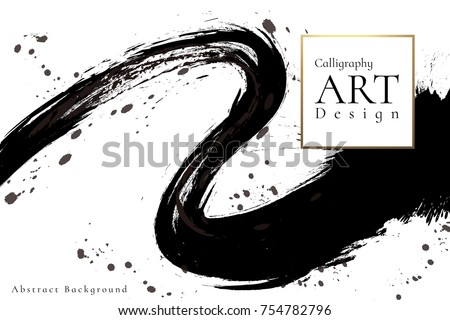 abstract ink background....
