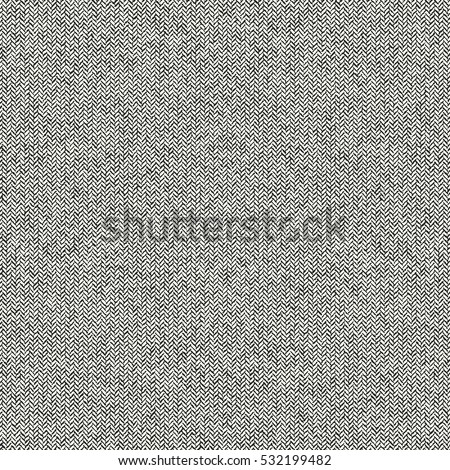 Abstract irregular herringbone textured background. Seamless pattern.