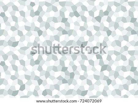 abstract irregular pentagons