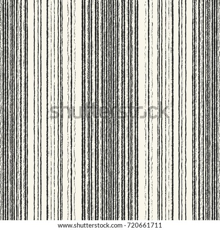 Abstract irregular striped textured background. Seamless pattern.