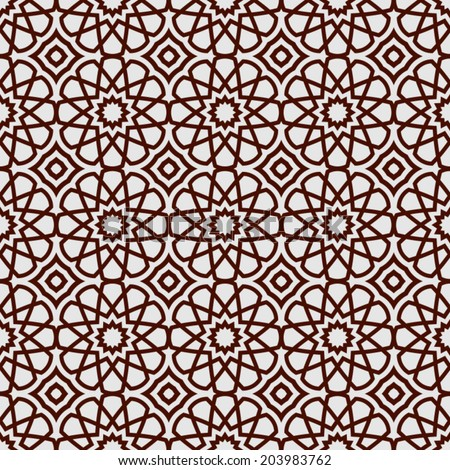abstract islamic background
