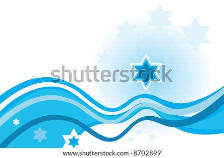 abstract israel background