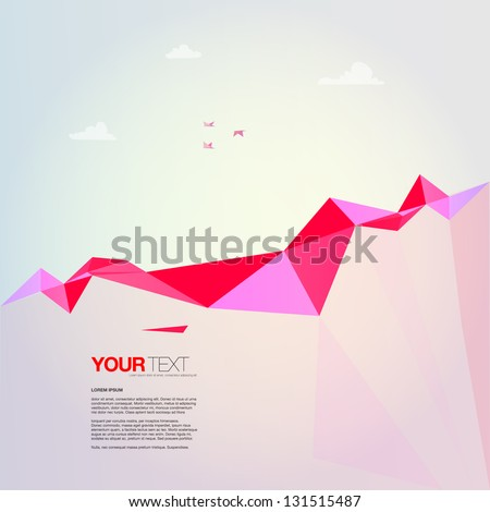 abstract landscape design