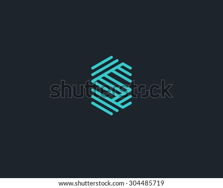 Letter s designs download free vector art stock graphics images abstract letter s logo design template line creative sign universal vector icon thecheapjerseys Gallery