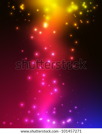ABSTRACT LIGHT BACKGROUND. Vector eps10