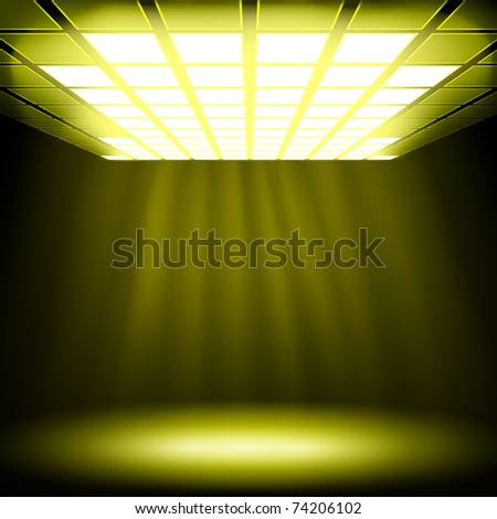 Abstract light background. Vector eps10 illustration